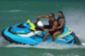 аренда, водные лыжи, водные лыжи, досуг, веселье, фуэнгирола, малага