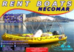 Cheap, boat, fun, necomar, water, sports.