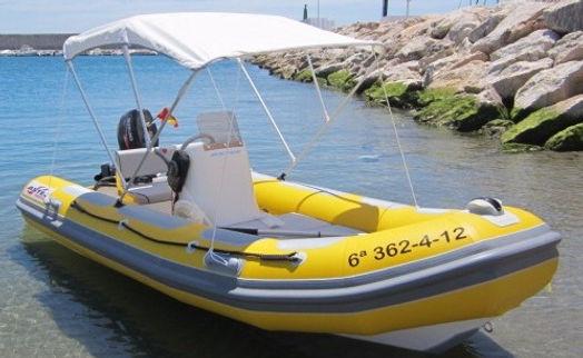 Yacht charter benalmadena, mijas, calahonda, marbella