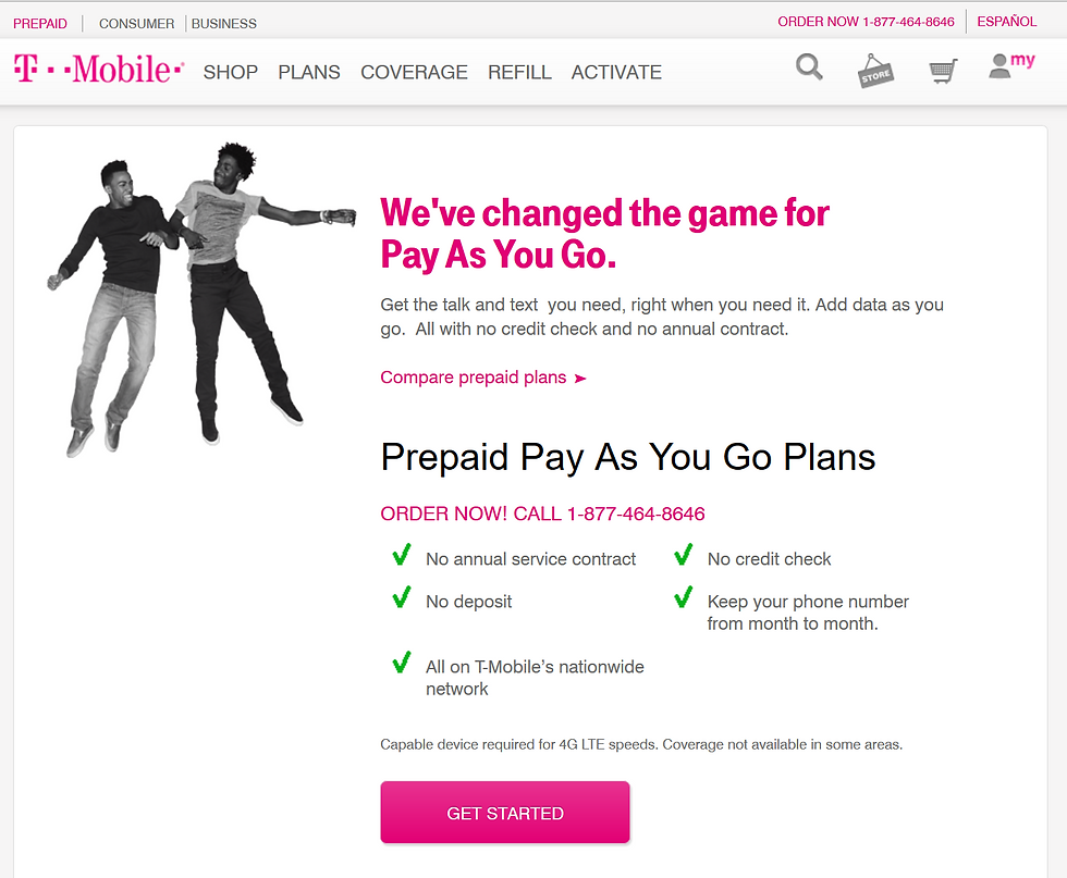 T-Mobile | jeffrey-smith-ixd