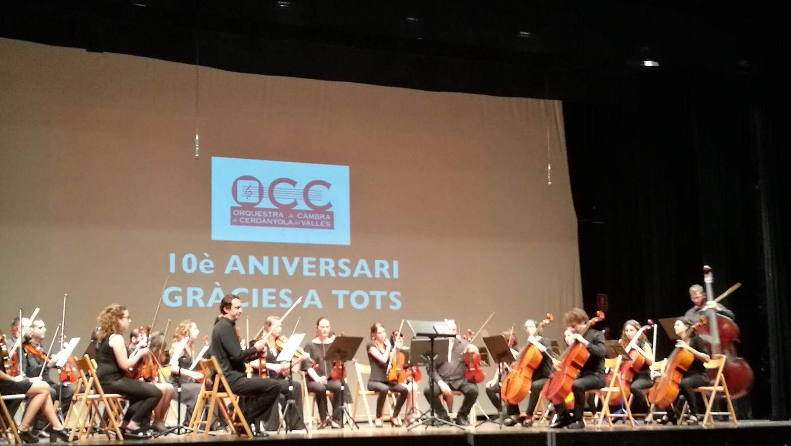concert amb la OCC