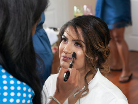 How to prep for your bridal trial