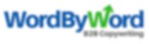 Word by Word B2B Copywriting Logo