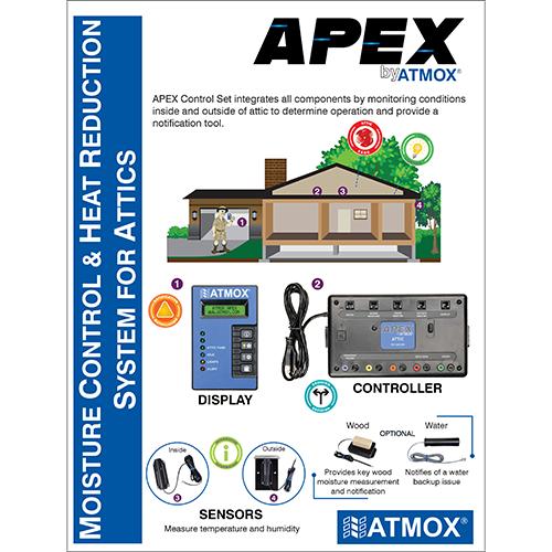 Insert - Attic - APEX Control Set (25pk)