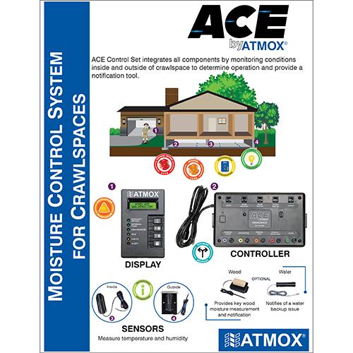 Insert - Crawlspace - ACE Control Set (25pk)
