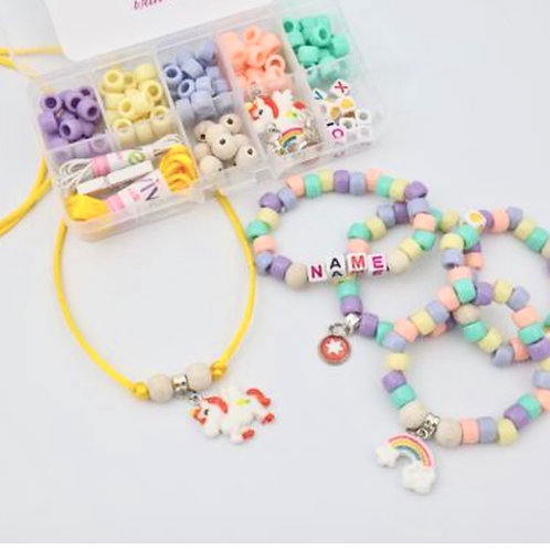 Unicorn Jewelry Making kit