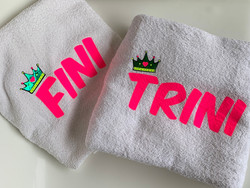 Personalized Towels for Kids