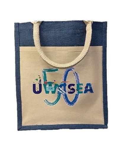 50th Anniversary Jute bag UWCSEA