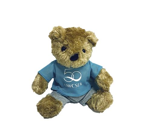 UWC 50th Anniversary Teddy Bear