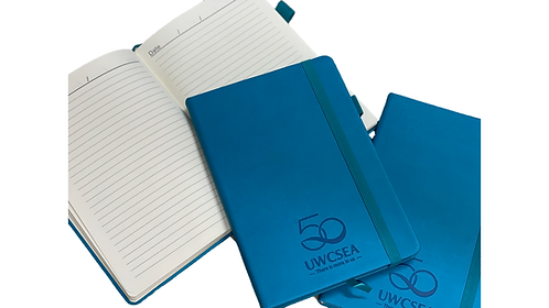 50th Anniversary Note Book UWCSEA