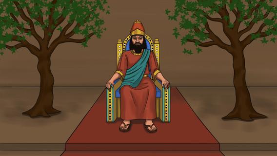 Intro Dream Scene - Act 1 - Nebuchadnezzar's dream