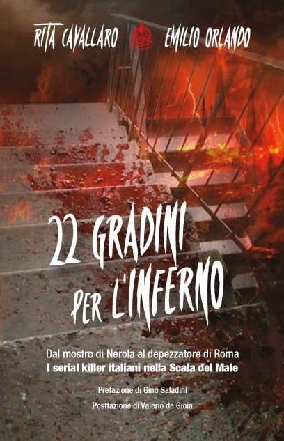 22 gradini per l'Inferno di Rita Cavallaro e Emilio Orlando