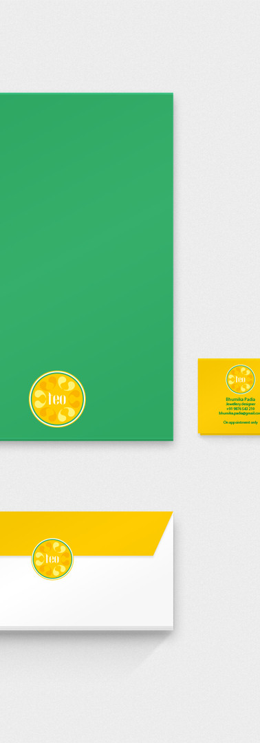 2.Corporate Identity Mockup_yellow tradi