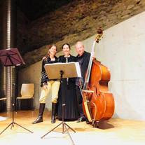 mit Justyna Duda und Jean-Pierre Dix