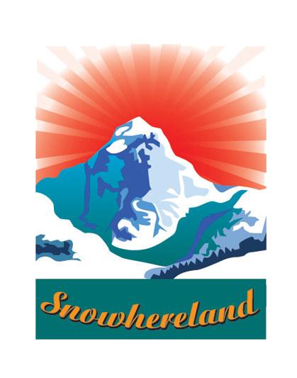 Snowhereland Illustration