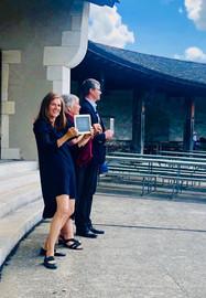 SRF Glanz und Gloria auf dem Munot. 2019