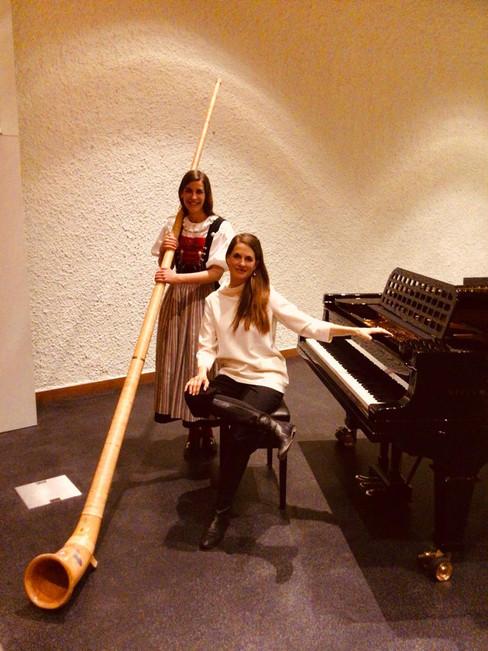 Konzert mit Lisa Stoll, März 2021