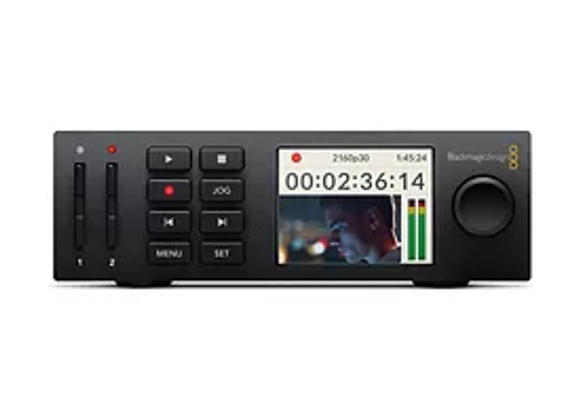 BlackMagic Hyperdeck Studio mini HD