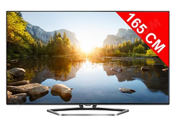 ECRAN TV LED 65 POUCES