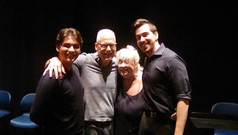 Why Not Merman Cast - Aventura Arts Cent