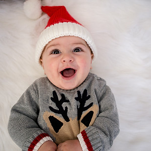 Louis's First Christmas