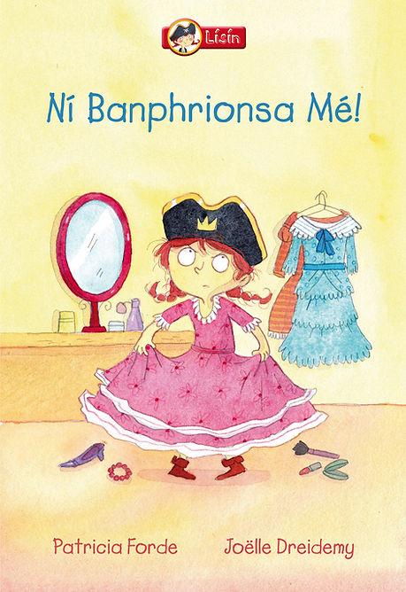 Ní Banphrionsa Mé! Cover