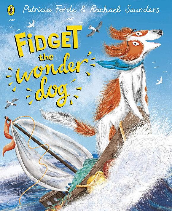 Fidget The Wonder Dog