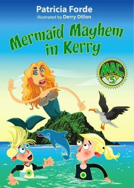 Mermaid Mayhem in Kerry