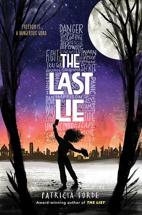 The Last Lie Cover
