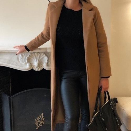 Long manteau - 2 coloris
