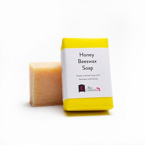 Honey Beeswax Soap