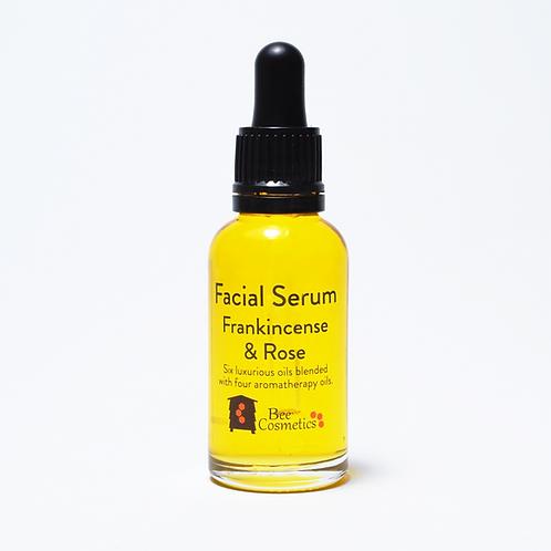 Frankincense & Rose Facial Serum