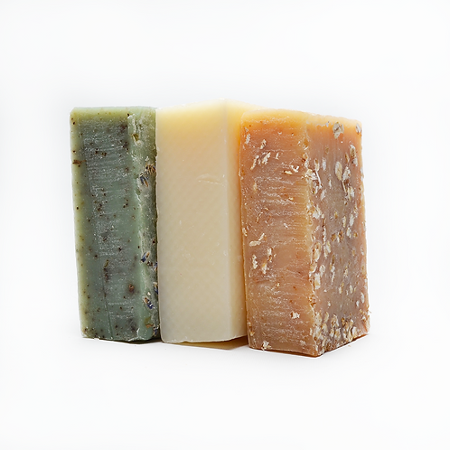 Beeswax Soap Selection