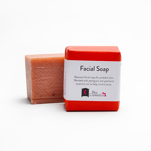 Facial Soap - Squeaky Clean