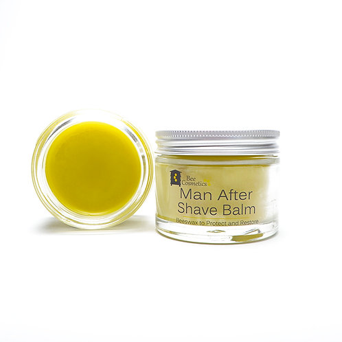 Man Aftershave Balm