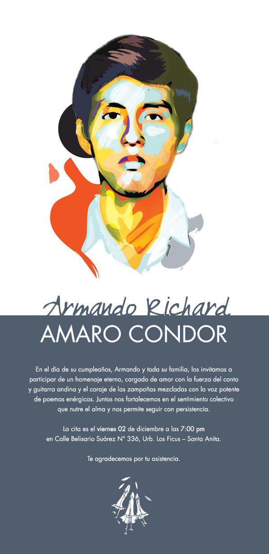 Armando Amaro Condor
