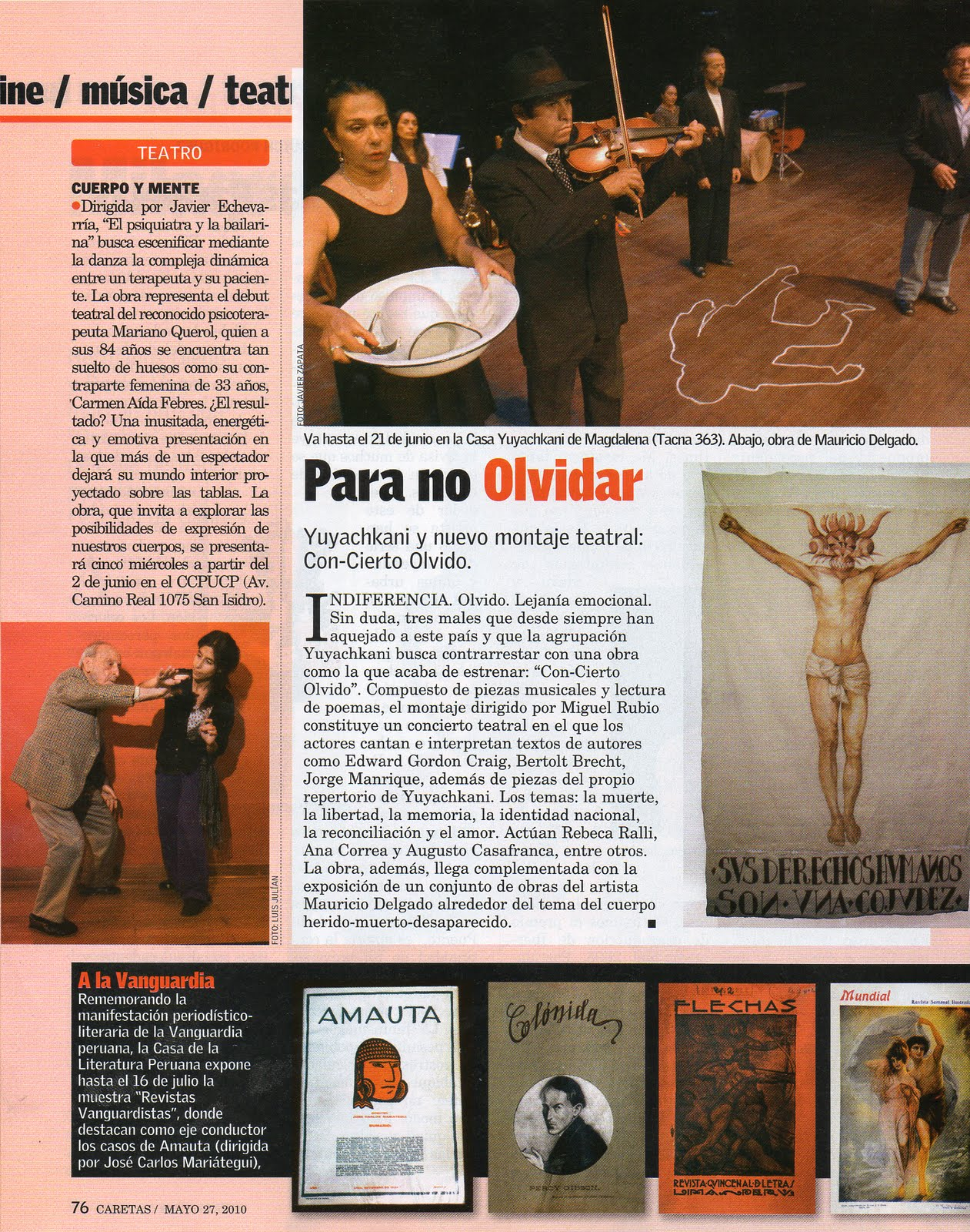 Revista Caretas