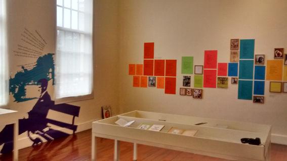 Museografía: Mauricio Delgado Castillo
