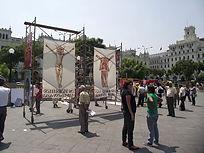 Museo Itinerante Arte por la Memoria. Mauricio Delgado
