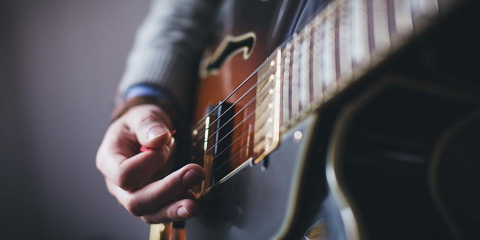 Live Music - Bart Patterson