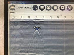 Ground penetrating radar GPR