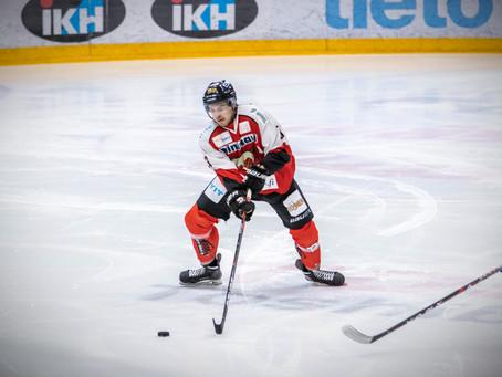 Joni Kallio jatkaa D-Kiekossa