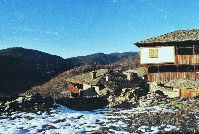 Традиционен Български пейзаж