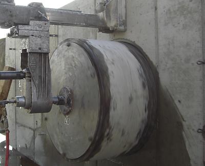Harrison Concrete Cutting Coredrill