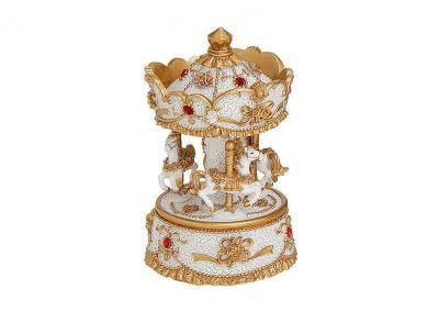 Manège doré carrousel boutique de cadeaux bruxelles magasin de cadeaux bruxelles décoration de noel magasin ouvert dimanche