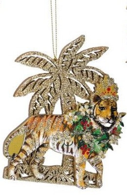 lion decoration de noël lion décoratif lion gisela graham lion collection magasin de cadeaux bruxelles
