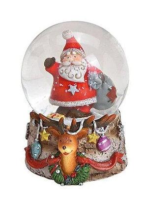 boule à neige pere noel magasin de cadeaux bruxelles boutique de cadeaux de noël brussels marché de noël Bruxelles