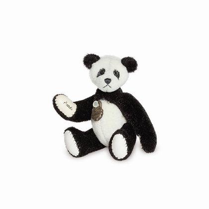 Hermann Teddy Miniaturen panda ours de collection Hermann panda de collection herman teddy miniature boutique bruxelles