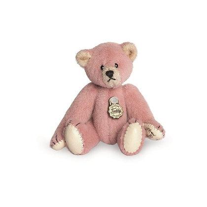 hermann ours de collection hermann teddy miniature ours rose 15413 teddy miniaturen magasin ours de collection bruxelles