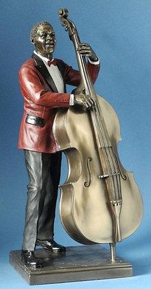 contrebasse sculpture contrebasse figurine contrebasse bruxelles boutique de cadeaux pour homme bruxelles